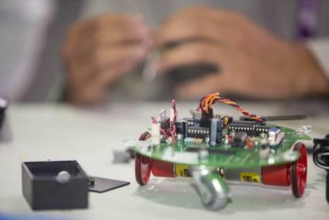 Coopema terá aulas de robótica