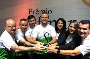 Sicredi conquista Prêmio Efinance