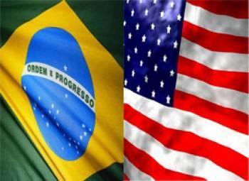Trump e Bolsonaro estudam acordo Mercosul-EUA