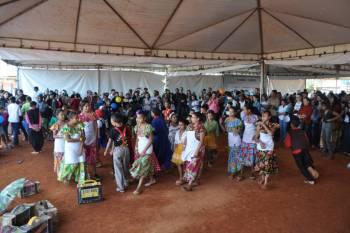 Dia C em Rondonópolis cumpre o 7º Princípio