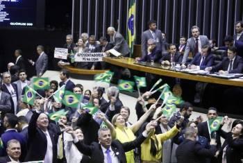 Câmara aprova o projeto da Reforma da Previdência