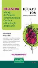 """""""Manejo do Paciente com Insuficiência Cardíaca"""""""