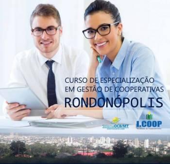 PÓS-GRADUAÇÃO RONDONÓPOLIS