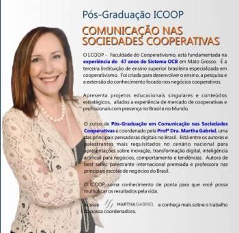 Pós-Graduação em Comunicação nas Sociedades Cooperativas