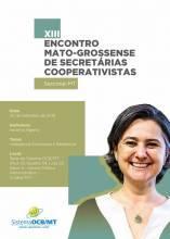 Encontro Mato-grossense de Secretárias Cooperativistas