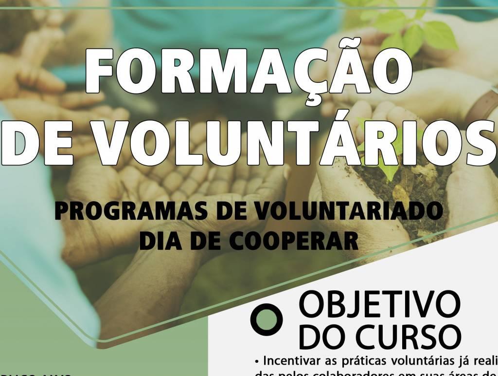 Formação de Voluntários