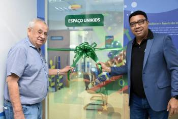 Unimed Cuiabá inaugura Espaço Kids