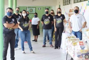 Escola Coopema realiza Live Solidária