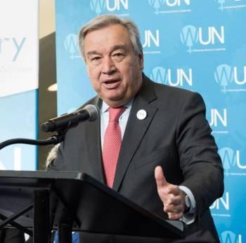ONU divulga mensagem para cooperativas