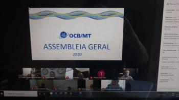 Eleita diretoria do Sistema OCB/MT para os próximos 4 anos