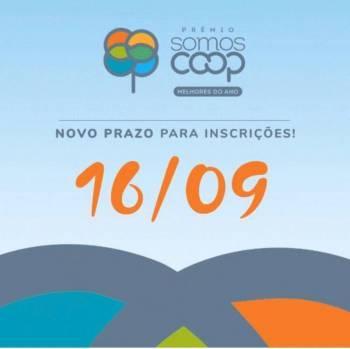 OCB prorroga inscrições ao Prêmio SomosCoop Melhores do Ano