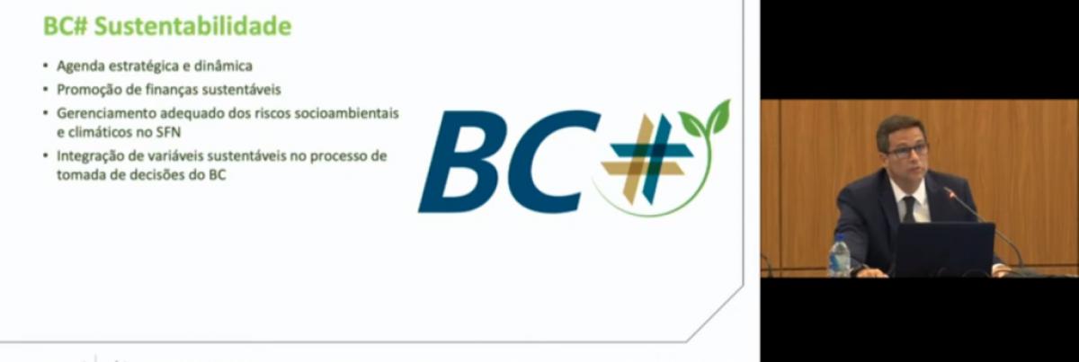 Banco Central lança agenda de sustentabilidade ambiental