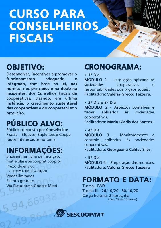 Introdução a atuação do Conselho Fiscal