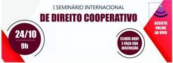 I Seminário Internacional de Direito Cooperativo