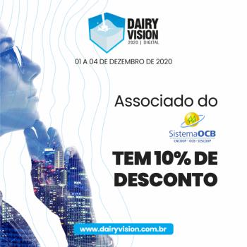 Dairy Vision 2020 está confirmado