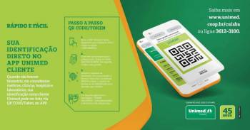 Token agiliza atendimento para clientes da Unimed Cuiabá