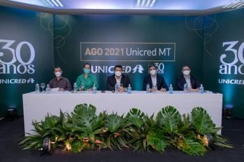 Unicred MT distribui mais de R$ 20 mi em sobras aos cooperados