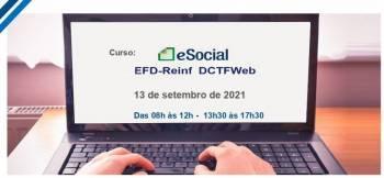 Curso E-Social REINF DCTFWeb