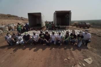 Campanha da Sicredi Ouro Verde MT beneficia 15 mil pessoas