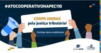 Cooperativas mobilizadas pelo Ato Cooperativo